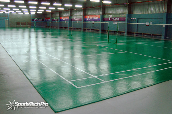 Sports Tech Pro Stp Vinyl Flooring